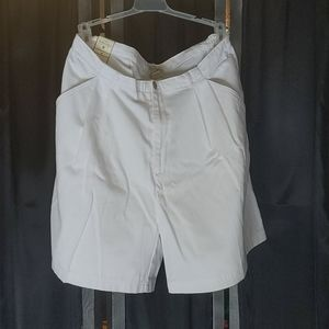 NWT St John's Bay White shorts